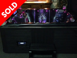 Coast Spas Pacific Media Entertainment Jacuzzi SOLD